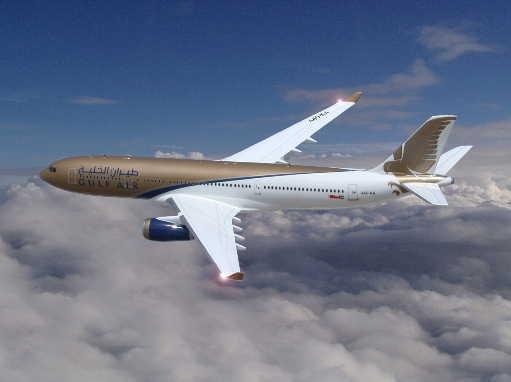 طيران الخليج تزيد الوزن المسموح به لأمتعة المسافرين