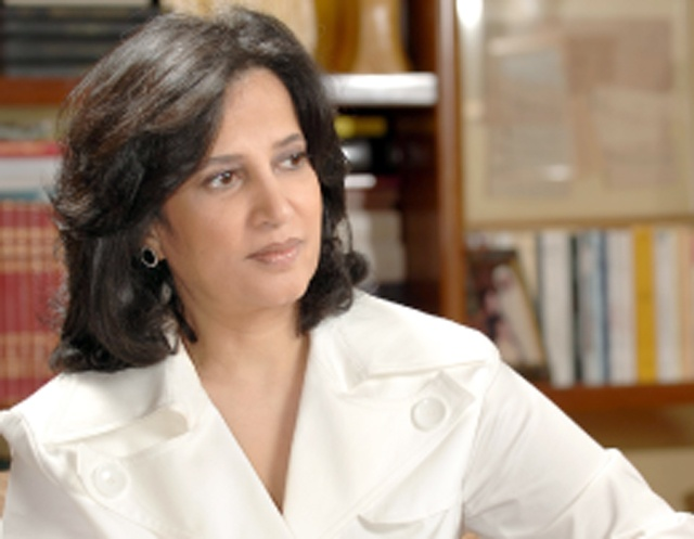 وزيرة الثقافة والإعلام