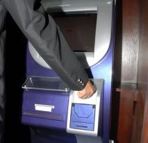 جهاز التصويت الإلكتروني<br />الذي كان سيعتمد في 2006