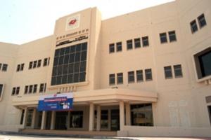 مبنى الجهاز المركزي<br />للمعلومات