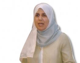 وزيرة التنمية الاجتماعية<br />فاطمة البلوشي