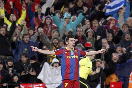 برشلونة يسحق الريال بخماسية