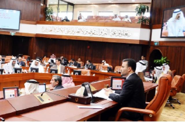 خليل المرزوق يترأس جلسة مجلس النواب لأول مرة أمس