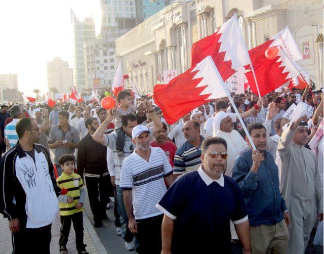 مسيرة الطلبة الجامعيين تتضامن مع مطالب الإصلاح