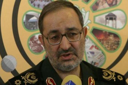 المسؤول في الجيش الايراني مسعود جزائري