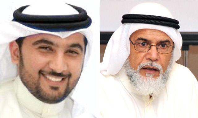 عبداللطيف المحمود  - خالد موسى البلوشي
