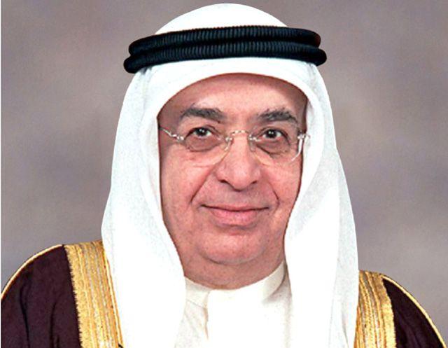 سمو الشيخ محمد بن مبارك آل خليفة