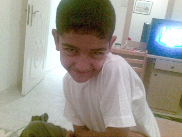 الطفل علي حسن