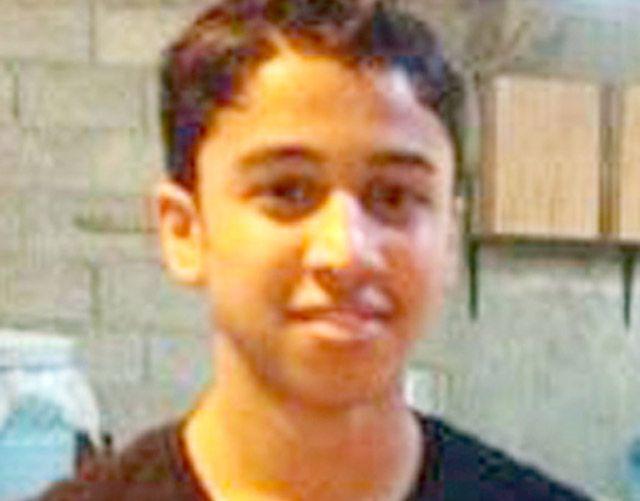 الطفل أحمد هلال