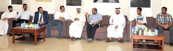 أعضاء في جمعية السكلر وأطباء ومرضى يشاركون في لقاء مفتوح دشنته الجمعية لتباحث تطورات ملف السكلر