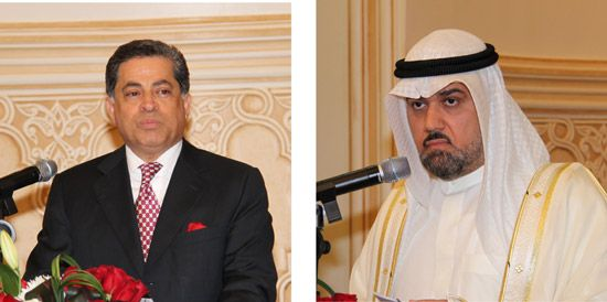 الشيخ فريد المفتاح-السيدحسين العلوي