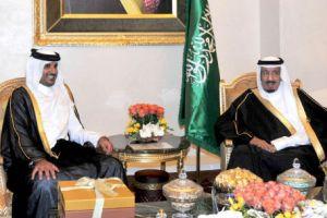 القادة المشاركون في القمة الخليجية ...