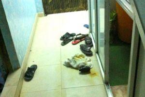 مواطن يشكو إلقاء عبوة مسيل للدموع في منزله