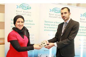 «سار سنترال» يشارك في جهود حماية الشعاب المرجانية بالبحرين