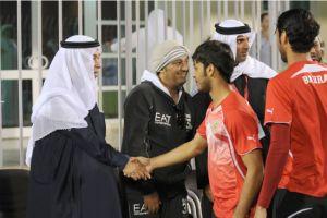 الكويت محظوظة وكأس الخليج ليست للفعاليات الفنية والثقافية