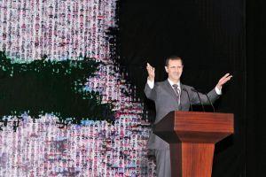 الأسد يطرح «مبادرة» للحل في سورية