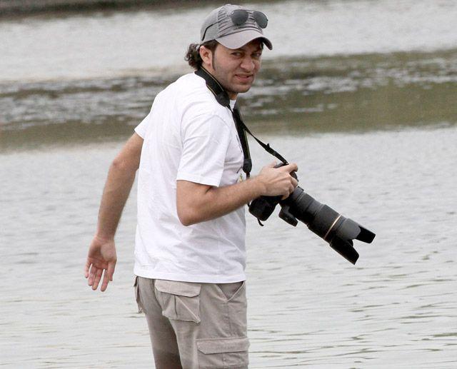 المصور أحمد حميدان
