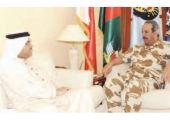 القائد العام لقوة دفاع البحرين: الدستور يمنح قوة الدفاع صلاحية حماية شرعية الحكم والسيادة