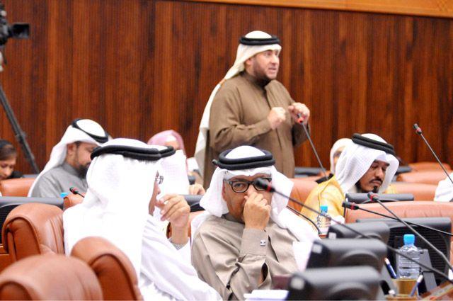 أحمد: الحكومة نائمة نائمة نائمة - تصوير : أحمد المخرق