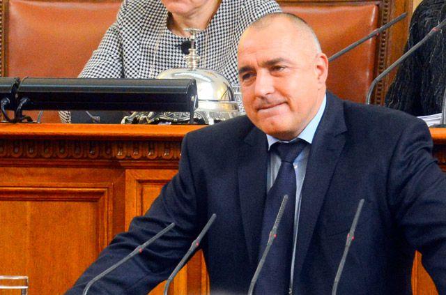 رئيس الوزراء البلغاري يعلن استقالته في البرلمان - RUTERS