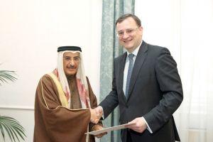خالد بن عبدالله يستعرض الاستثمار بالصناعات التحويلية للألمنيوم مع ...