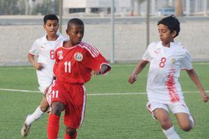 الأحمر «الصغير» يواجه الأردن ودياً