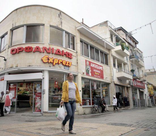 سياسة التقشف تضر الأسواق في قبرص
