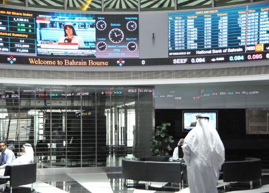 ارتفاع بورصة البحرين 2.3 في المئة