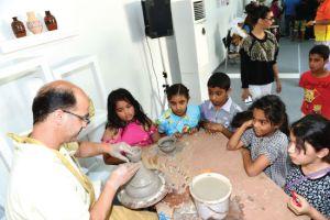 «الثقافة» تشارك بفعاليات تراثية في مهرجان كأس جلالة الملك لسباق ...
