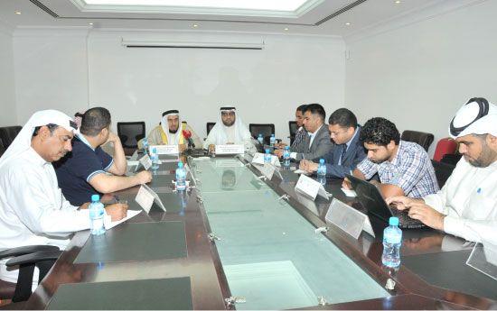 القطان وعبدالناصر يعرضان للصحافة الاستعدادات الرسمية لموسم الحج