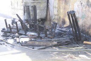 تضرر منزل بحريق اندلع  بقرية السنابس الشرقية