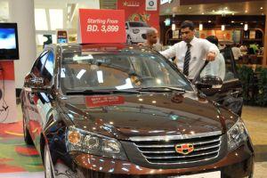«الوكالة التجارية العالمية» تطلق سيارات «جيلي وجيلي ايمغراند» في البحرين