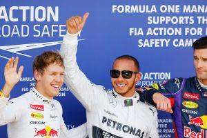 هاميلتون ينطلق أولاً في سباق جائزة ألمانيا الكبرى