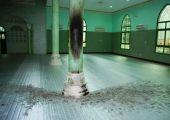تعرض مسجدين بمدينة حمد للحرق والتخريب