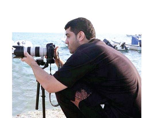 المصور قاسم زين الدين
