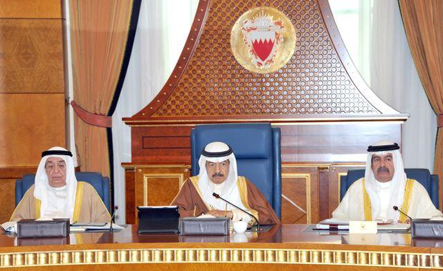 سمو رئيس الوزراء مترئساً جلسة مجلس الوزراء أمس