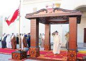 ملك البحرين: لا حل لمشاكلنا إلا بالحوار المتزن