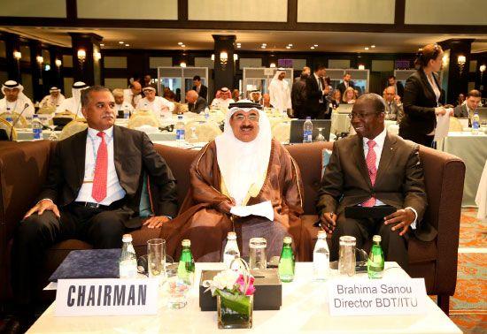 بدأ منتدى التنمية الإقليمي والاجتماع التحضيري الإقليمي للدول العربية أمس