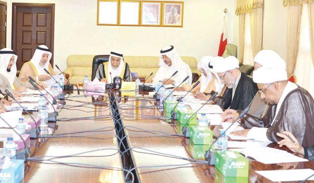 اجتماع المجلس الأعلى للشئون الإسلامية
