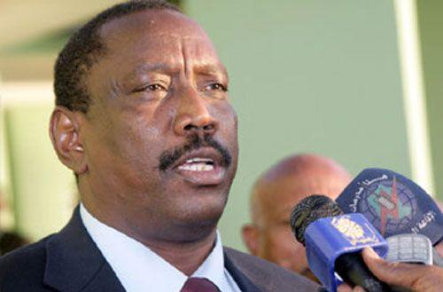 وزير الصحة السوداني