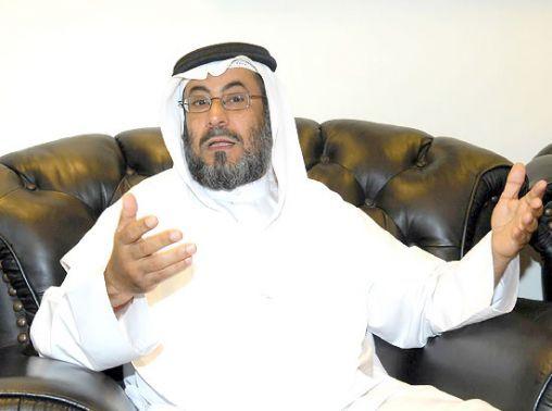 البوعينين: تنظيم الإخوان<br />لدينا في البحرين مشارك في<br />العملية السياسية