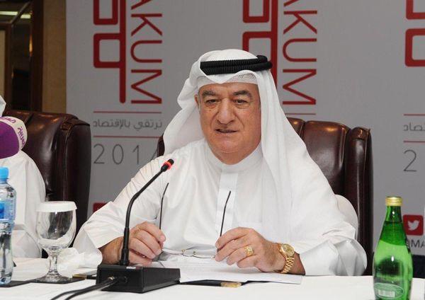 رئيس غرفة تجارة وصناعة البحرين الفائز بالتزكية خالد المؤيد