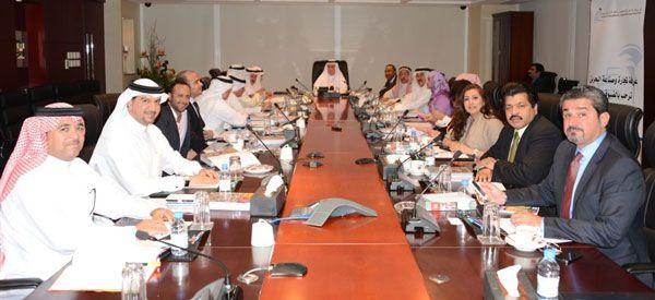 أول اجتماع لمجلس إدارة الغرفة للدورة 28