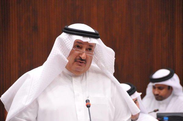 النائب الأول لغرفة تجارة وصناعة البحرين عثمان شريف