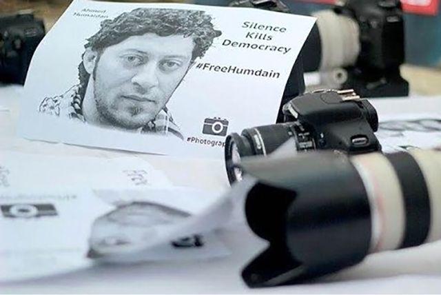 المصور أحمد حميدان الحائز على جوائز عديدة