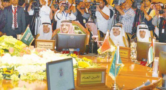 الأمير محمد بن نايف لدى<br />مشاركته في اللقاء التشاوري<br />لنظرائه في دول مجلس التعاون<br />في العاصمة الكويتية أمس<br />(واس)