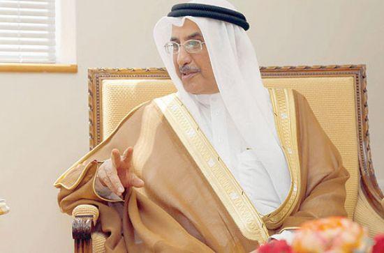 الشيخ خالد بن عبد الله آل<br />خليفة نائب رئيس مجلس<br />الوزراء في مملكة البحرين<br />(تصوير: عيسى الدبيسي)