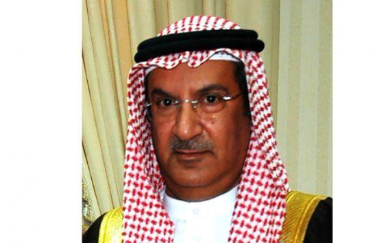 الشيخ خليفة بن راشد آل<br />خليفة