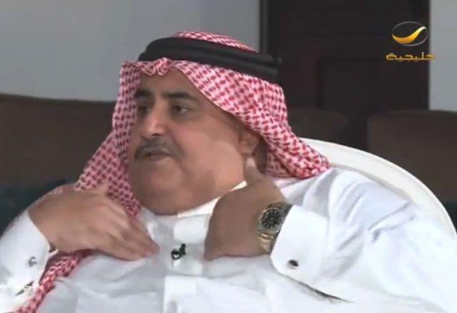 وزير الخارجية لـ «روتانا خليجية»: غير مسموح لا للولايات المتحدة أو طهران التدخل في الشأن البحريني الداخلي
