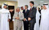 سمو الشيخ ناصر يتفقد مبنى مركز البحرين للتأهيل والتدريب المهني